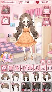 Vanilla's Dress Room