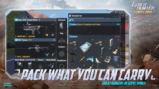 Cyber Hunter goodtube screenshots 8