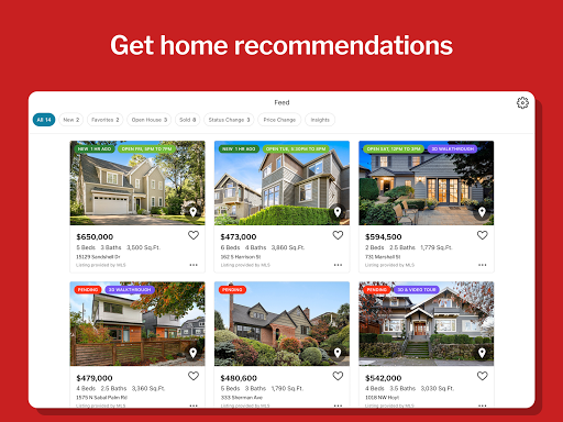 Redfin Real Estate: Search & Find Homes for Sale apktram screenshots 10