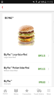 McDelivery Malaysia 3.2.12 (MY43) Screenshots 6