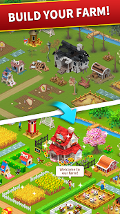 Word Harvest - Brain Puzzle Game