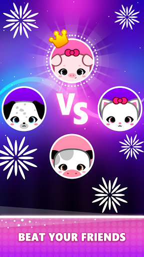 Magic Pink Tiles: Piano Game modavailable screenshots 5