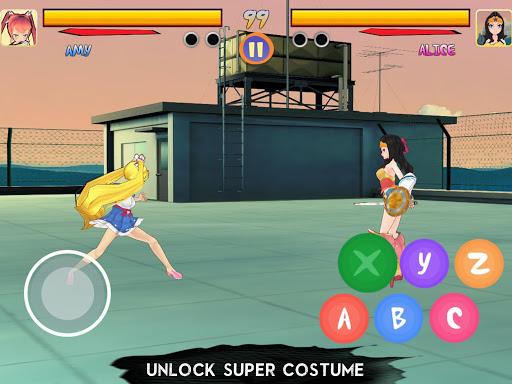 HighSchool Ninja FIGHT! 2.4 screenshots 10