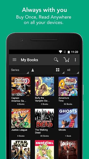 Comics 3.10.16.310406 Screenshots 3