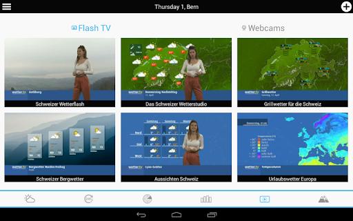 Swiss Weather 1.7.0.19 Screenshots 11