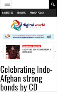 Digital World Economy. 2