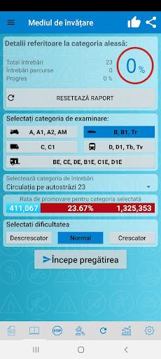 Chestionare Auto DRPCIV 2020 1.71 screenshots 3