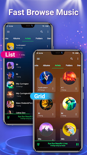 Music Player - Bass Boost, MP3 android2mod screenshots 5