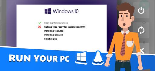 PC Creator - PC Building Simulator  screenshots 4