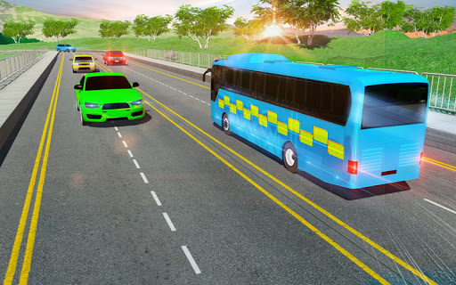 Coach Bus Simulator Games: Bus Driving Games 2021 1.5 screenshots 3
