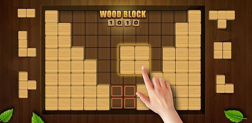 Wood Block Puzzle 2021 - Wooden 3D Cube Puzzle Gem goodtube screenshots 1