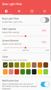 sFilter - Free Blue Light Filter 2.0.1
