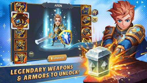 Oath of Glory - Action MMORPG apkdebit screenshots 3