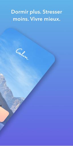 Code Triche Calm - Méditer, dormir, se relaxer (Astuce) APK MOD screenshots 2