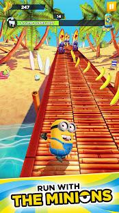 Minion Rush: Despicable Me Official Game apk