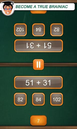 Math Duel: 2 Player Math Game 3.8 screenshots 3