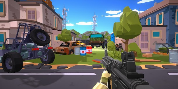Combat Strike CS: FPS GO Online Hack Cheats (iOS & Android) 4