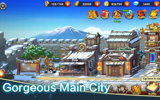 Three Kingdoms: Global War 1.4.5 screenshots 11
