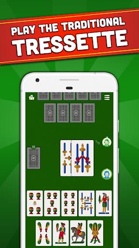 tressette - classic card games screenshot 1