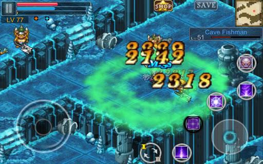 Aurum Blade EX 1.0.2 screenshots 15