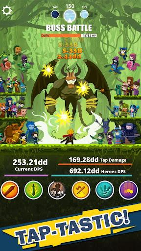 Tap Titans  screenshots 2