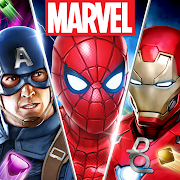 MARVEL Puzzle Quest: Join the Super Hero Battle!‏