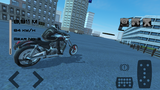 Fast Motorcycle Driver 5