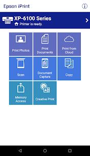 Faça o download do Epson iPrint Mod Apk 1