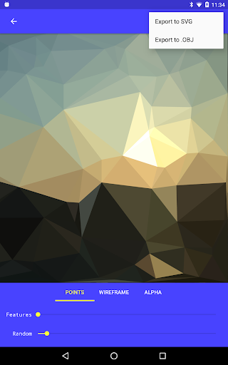 Triangulated. Lowpoly Art Tool For PC Windows (7, 8, 10, 10X) & Mac Computer Image Number- 13