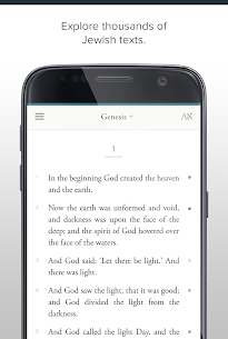 Sefaria 5.9.9 Mod Android Updated 1