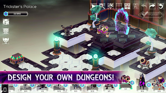 Mod Game MONOLISK - RPG, CCG, Dungeon Maker for Android