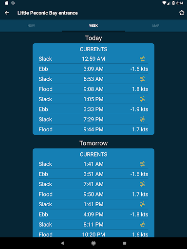 Tides Near Me - Free 3.3.3.2 Screenshots 20