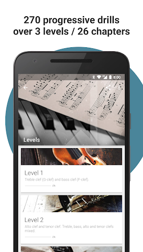 Complete Music Reading Trainer 1.2.3-60 (116060) screenshots 2