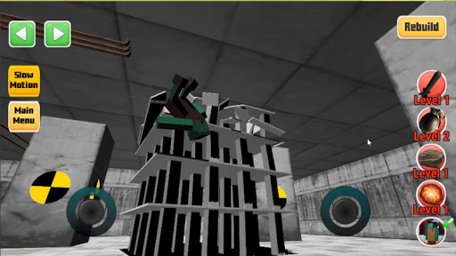 Destroy it all! Physics destruction, Fun Ragdolls 43 screenshots 3