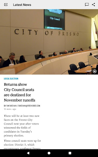 Fresno Bee newspaper 7.7.0 screenshots 15