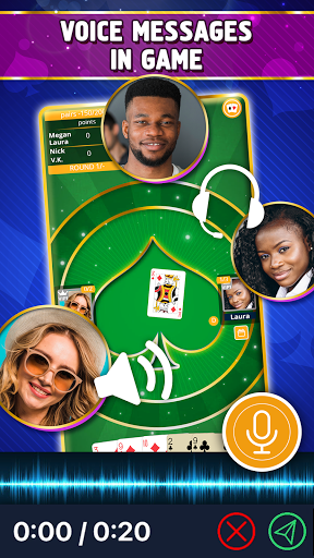 VIP Spades - Online Card Game screenshots 8