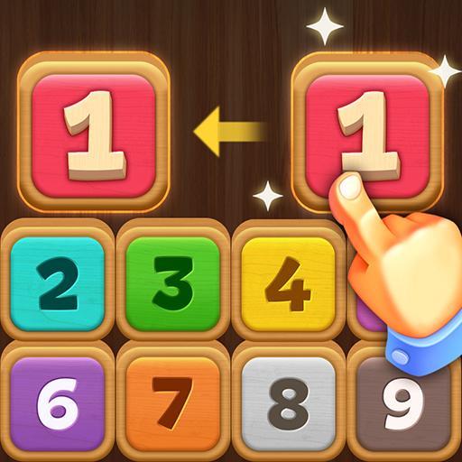 Merge Wood: Block Puzzle