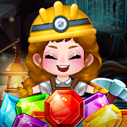 New Fantasy Jewels Adventure: Puzzle Land