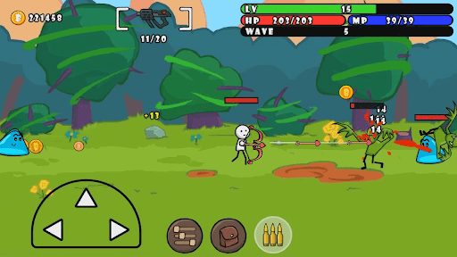 One Gun: Stickman 1.96 screenshots 1