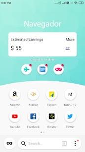 Navegador Browser – Earn Cash While Browsing 2