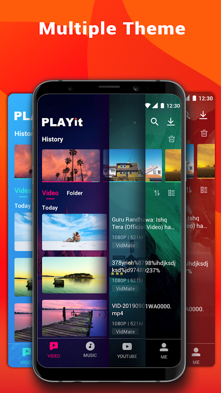 PLAYit - A New All-in-One Video Player  poster 5