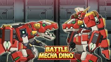 Robot force - Mechadino : Tyrannosaurus