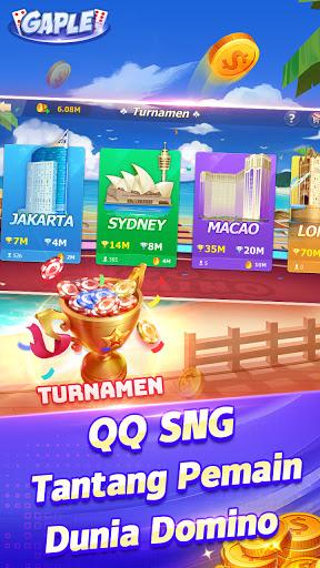 POP Gaple - Domino gaple Ceme BandarQQ Solt oline 1.15.0 screenshots 7