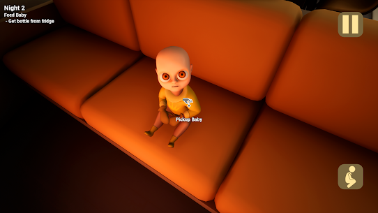 The Baby In Yellow MOD APK (No Ads) Download 6