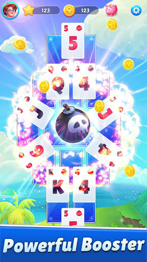 Solitaire TriPeaks: Sea Island - Free Card Games 1.1.2 screenshots 17