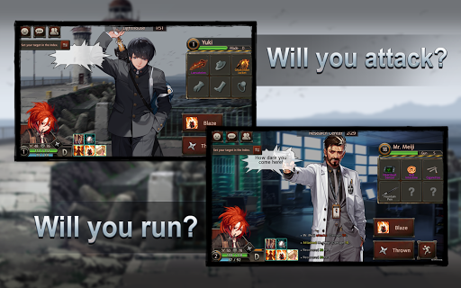 Black Survival apkslow screenshots 19