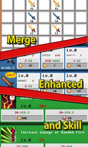Merge Sword : Idle Merged Sword 1.36.0 screenshots 2