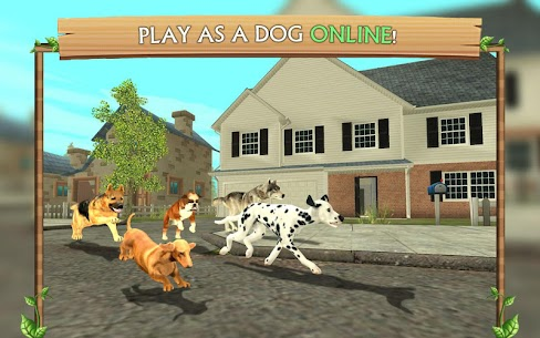 Dog Sim Online: Raise a Family Mod Apk (Unlimited Money) 1