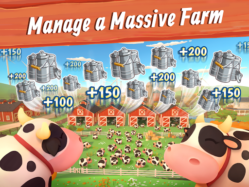 Big Farm: Mobile Harvest u2013 Free Farming Game 7.2.19445 Screenshots 12