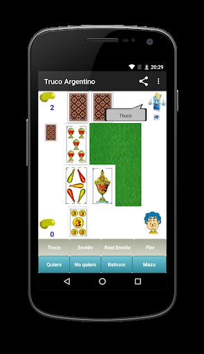 Argentinean truco 5.9 screenshots 6